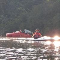 Unterstützung beim Schwimmwettkampf Unterbacher See