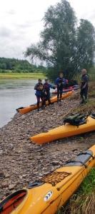 Mehrtagesfahrt an die Weser