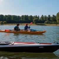 Abpaddeln auf dem Rhein 27.09.2015_10