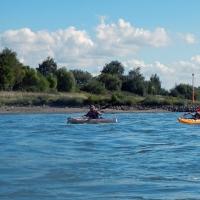 Abpaddeln auf dem Rhein 27.09.2015_11