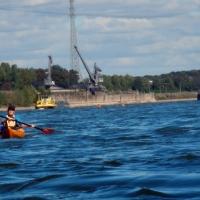 Abpaddeln auf dem Rhein 27.09.2015_16