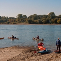 Abpaddeln auf dem Rhein 27.09.2015_3