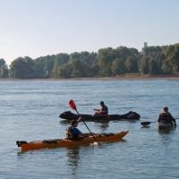 Abpaddeln auf dem Rhein 27.09.2015_4