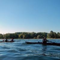Abpaddeln auf dem Rhein 27.09.2015_8