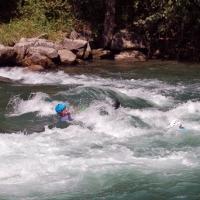 Familienfahrt / Wildwassertour nach Obervellach