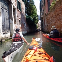 Italien Venedig 2017
