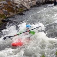Wildwassertraining in Hohenlimburg 1.05.2018
