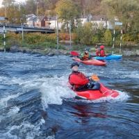 Trainingsfahrt Hohenlimburg 31.10.2020